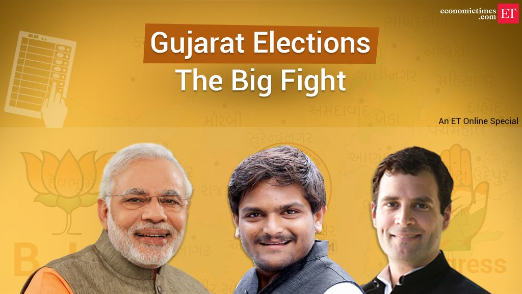 #GujaratElections2017 | Track this space for Live Updates on #GujaratElection https://t.co/NsEvS2Lzcn #GujaratRound2