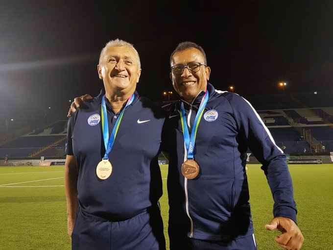 Sub21: Juegos Centroamericanos - Nicaragua 2017. [Medalla de Bronce] DQ-gz6IVwAEugWp