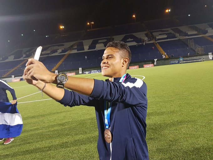 Sub21: Juegos Centroamericanos - Nicaragua 2017. [Medalla de Bronce] DQ-gz6eVwAIqKko