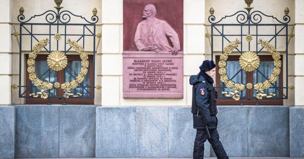 Body reportedly found in Moscow missing head, sex organs https://t.co/ecK4Ago6QC
