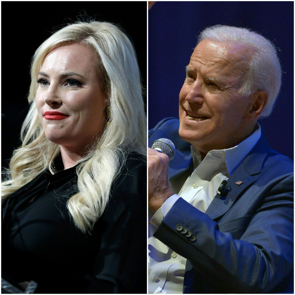 "KSDK News On Twitter: ""'The View': Joe Biden Tells Meghan"