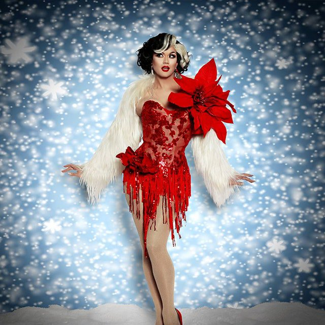 The queens of @RuPaulsDragRace made a holiday slaylist https://t.co/GtOh15zXv8