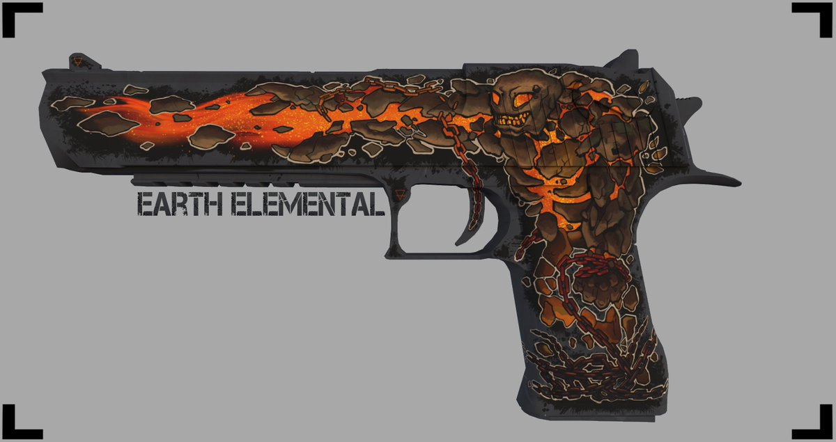 cs go fast on twitter do yo like desert eagle earth elemental skin csgo globaloffensive. Black Bedroom Furniture Sets. Home Design Ideas