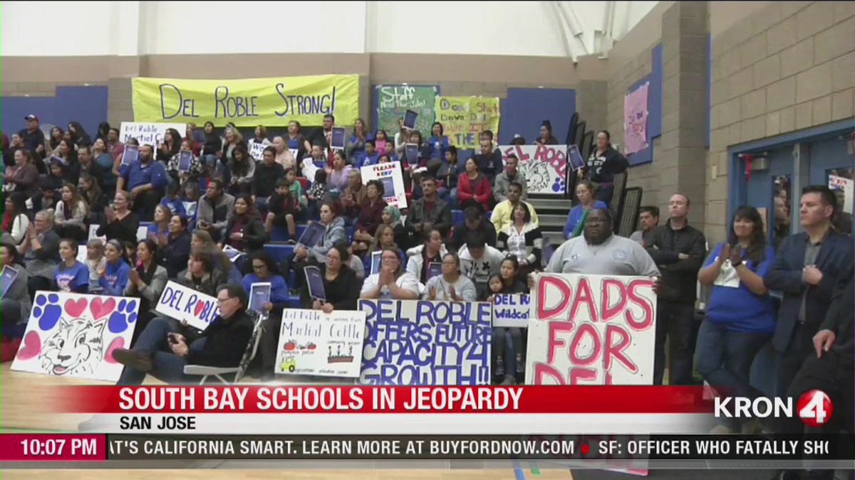 Kron4 News On Twitter Video San Jose S Oak Grove School District