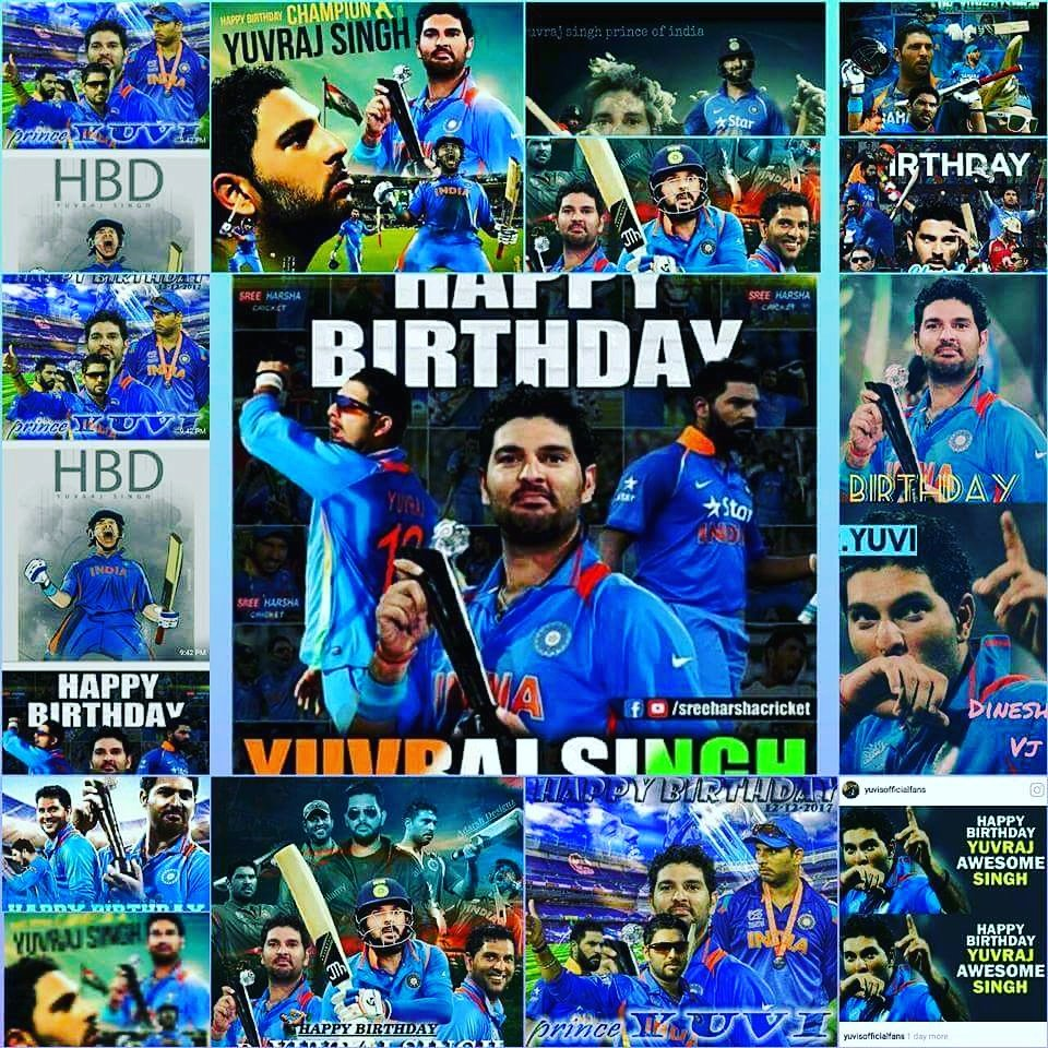 Bcci On Twitter Wishing Teamindia All Rounder Yuvstrong12 A Very