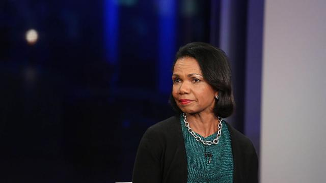Condoleezza Rice urges Alabama voters to 'reject bigotry, sexism, and intolerance' https://t.co/BVXUp9Pr6Q