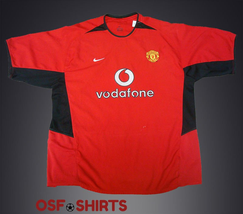 52620baa9ef  MANCHESTERUNITED HOME 2002-2004 (XXL)  FOOTBALL  SHIRT  Jersey Maglia  Camisa  Soccer https   www.ebay.com itm 332269558299  …pic.twitter.com nfqZMa2VdD