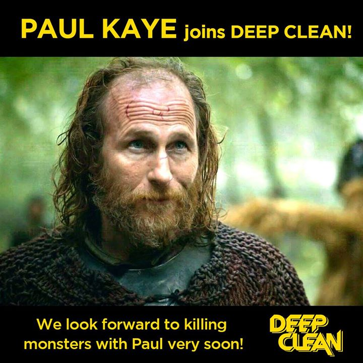 Hi guys - wanted to let you know that Paul Kaye (aka Thoros of Myr ... #gameofthrones #lannister #winterishere https://t.co/lkV1KcCEG6