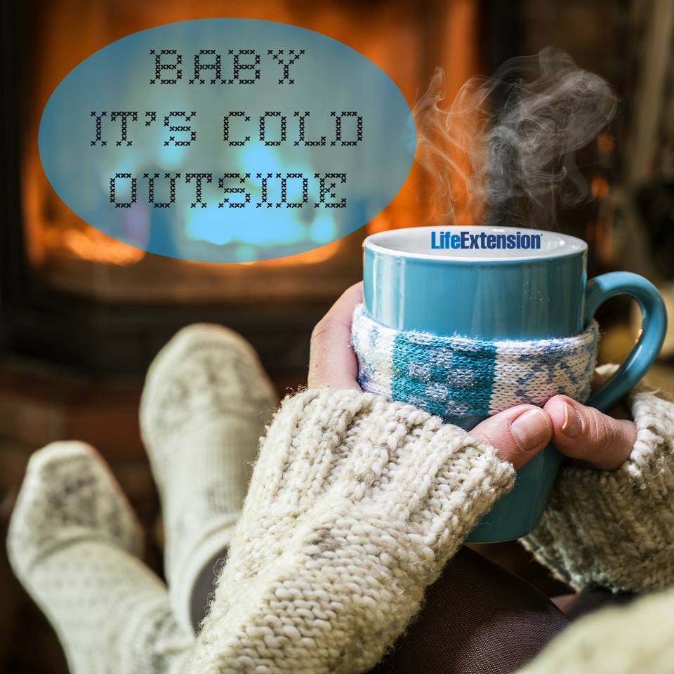 What's in your cup when it's cold outside? #cold #health