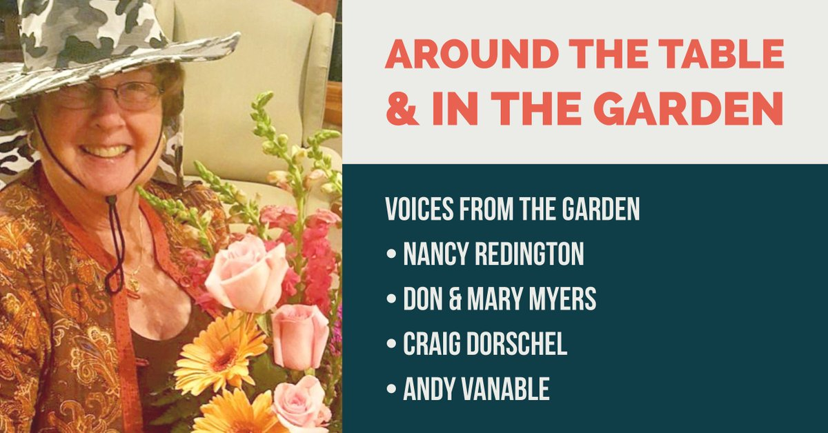 LISTEN NOW: Around the Table & In Th...