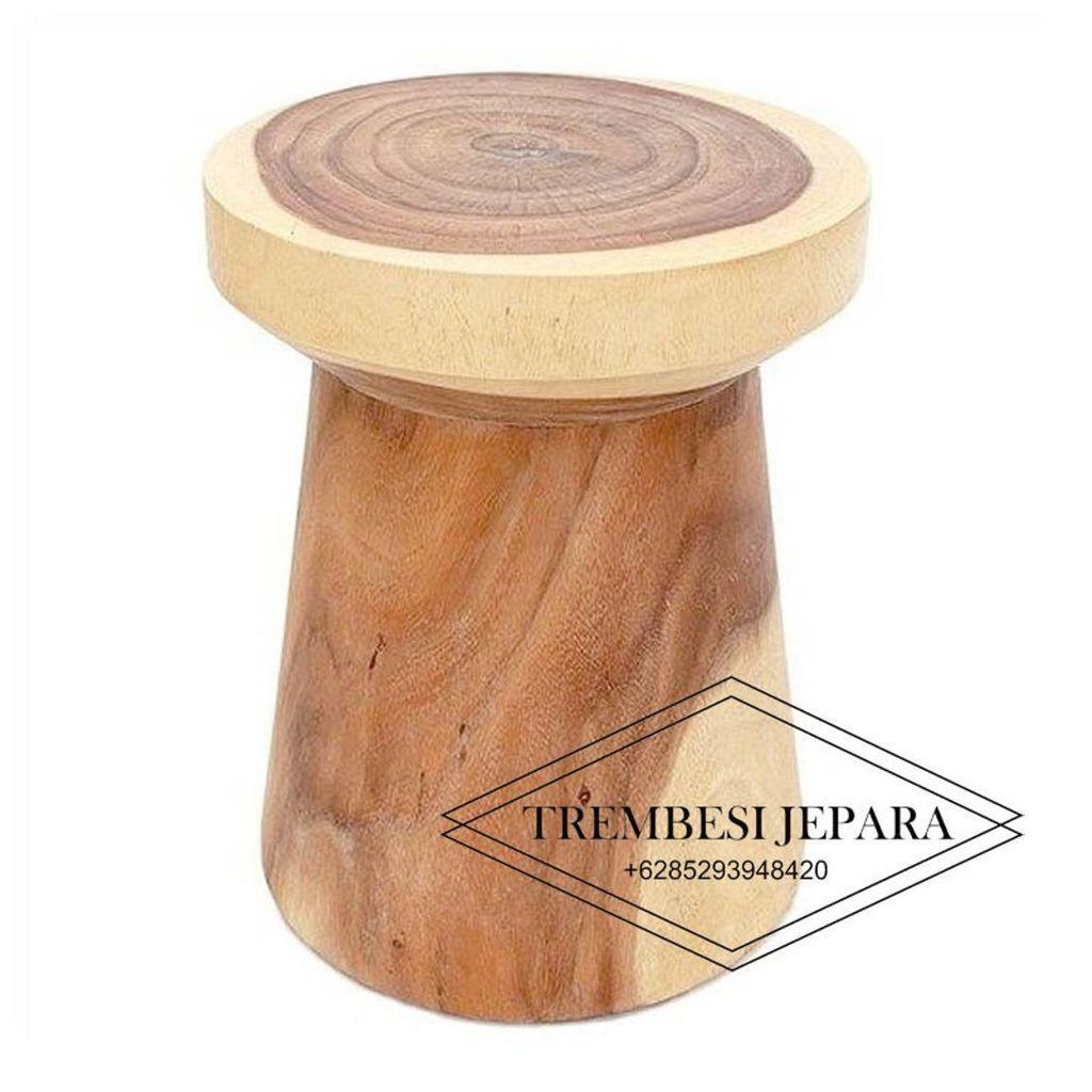 Kursi Jamur || Mushrooms Stool  Bentuk yang menggoda seprti jamur dengan bahan kayu trembesi.  info Telp / WA : +6285293948420 email : info@trembesijepara.com  #kursiminimalis #kursijepara #kursikafe #kursiretro #rumahbaru #mebelrumah #dingklik #kursikecil #kursikayu #juals…pic.twitter.com/T5iPNskFBM