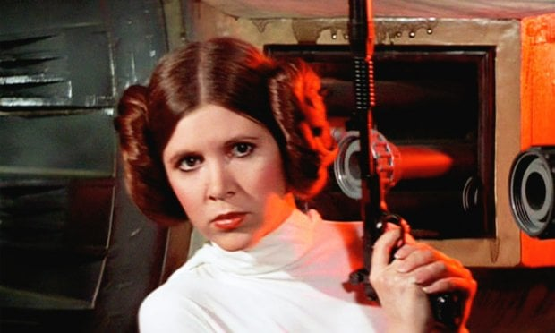#CarrieFisher takes on criticism of her looks in Star Wars: The Force Awakens #CarrieFisher https://t.co/OhEOGWTc1H https://t.co/5Ak94eEcl6