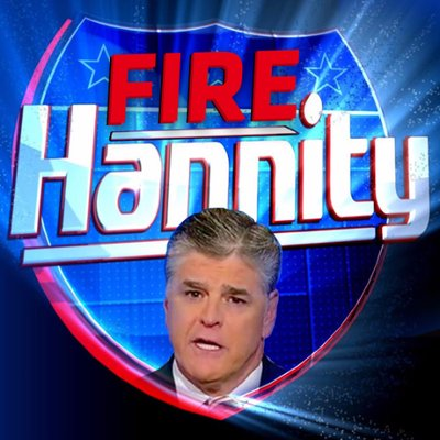 RT @dcons23: @seanhannity @seanspicer This will be the best discussion ever. Period. #FireHannity https://t.co/ZfTmTyUYSy