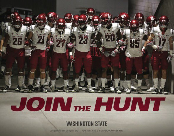 Who's next?!?! #GoCougs #JoinTheHunt