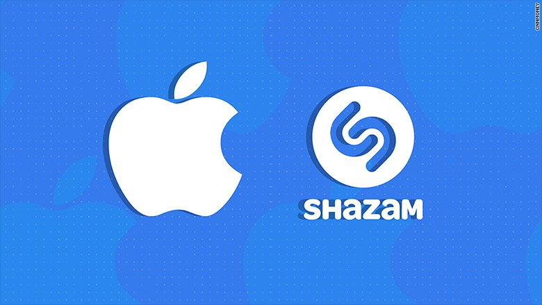 Siri, what's that song?  Apple buys Shazam: https://t.co/aECfy34SrE