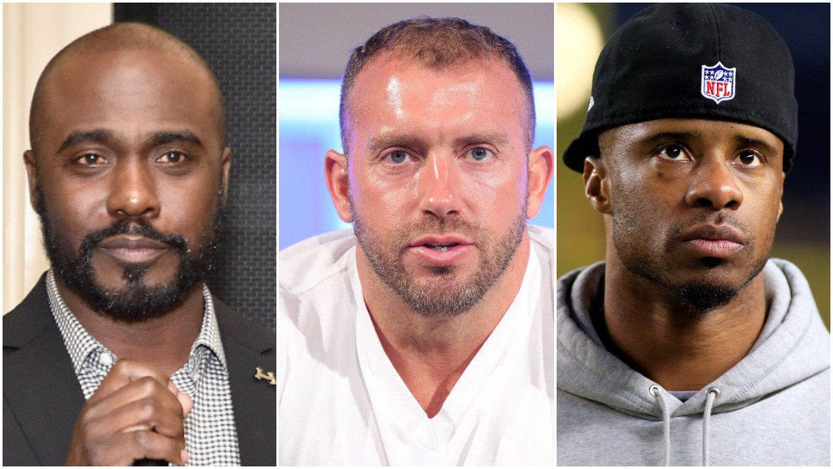 NFL Network suspends analysts Marshall Faulk, Ike Taylor and Heath Evans over sexual harassment allegations https://t.co/8ZwcBh3z07