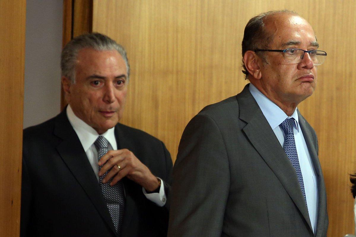 Temer nomeia ex-mulher de Gilmar para conselho da Itaipu https://t.co/AskYaYgkom