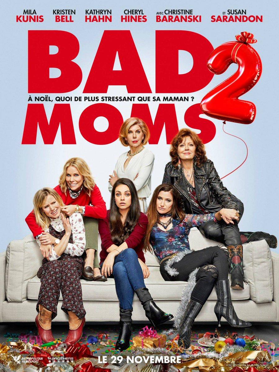 Teaser Trailer Com On Twitter Bad Moms 2 2 New Posters Https
