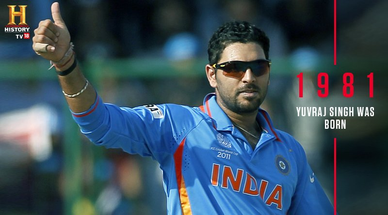 #DidYouKnow, As a kid, #YuvrajSingh wanted to be a professional Roller Skater. In fact, he won the National U-14 Roller Skating Championship! @YUVSTRONG12 @YuviWorld @TeamYuvi12 #HappyBirthdayYuvi