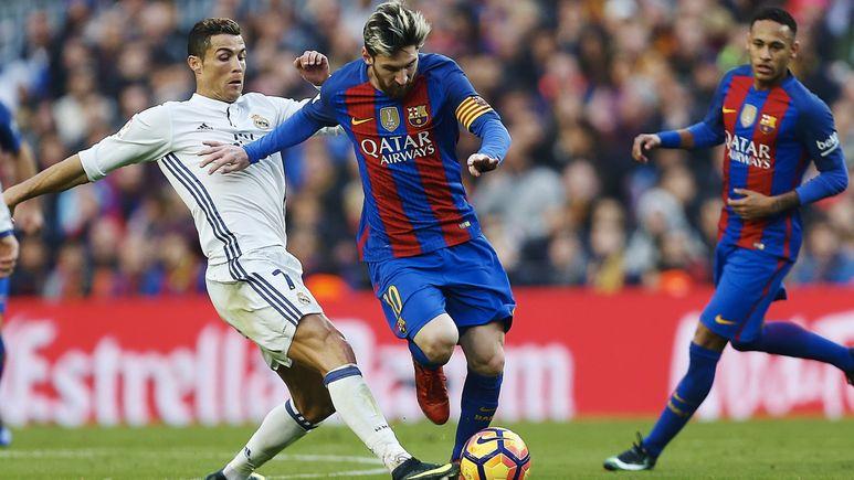 RT @footmercato: Le Barça tacle Cristiano Ronaldo https://t.co/prRyRbxZGQ https://t.co/dcSASBmxFO
