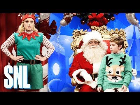 Visit #with Santa #Cold #Open - #SNL https://t.co/i00xpbcOva https://t.co/2cXBCeEgtf