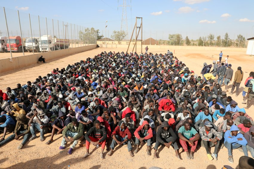Misshandlungen und Ausbeutung: Amnestygibt EU Mitschuld an Lage in Libyen https://t.co/H0U9wUD3Ib