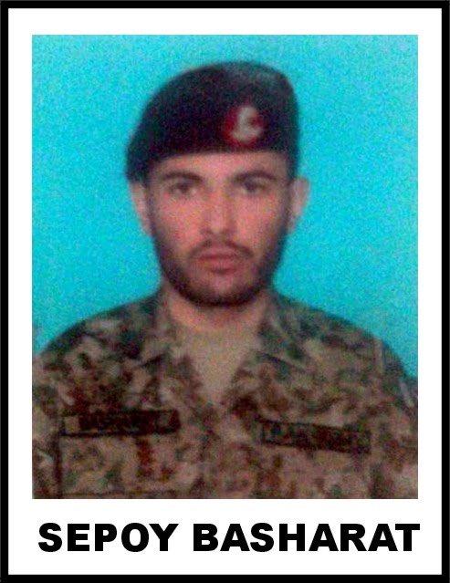 test Twitter Media - Lieutenant Abdul Moeed and Sepoy Basharat embraced martyrdom in terror attacked a check post in #AliKhail tehsil #Miransha of #NorthWaziristan #Waziristan #AbdulMoeed https://t.co/UVrpodvzWs