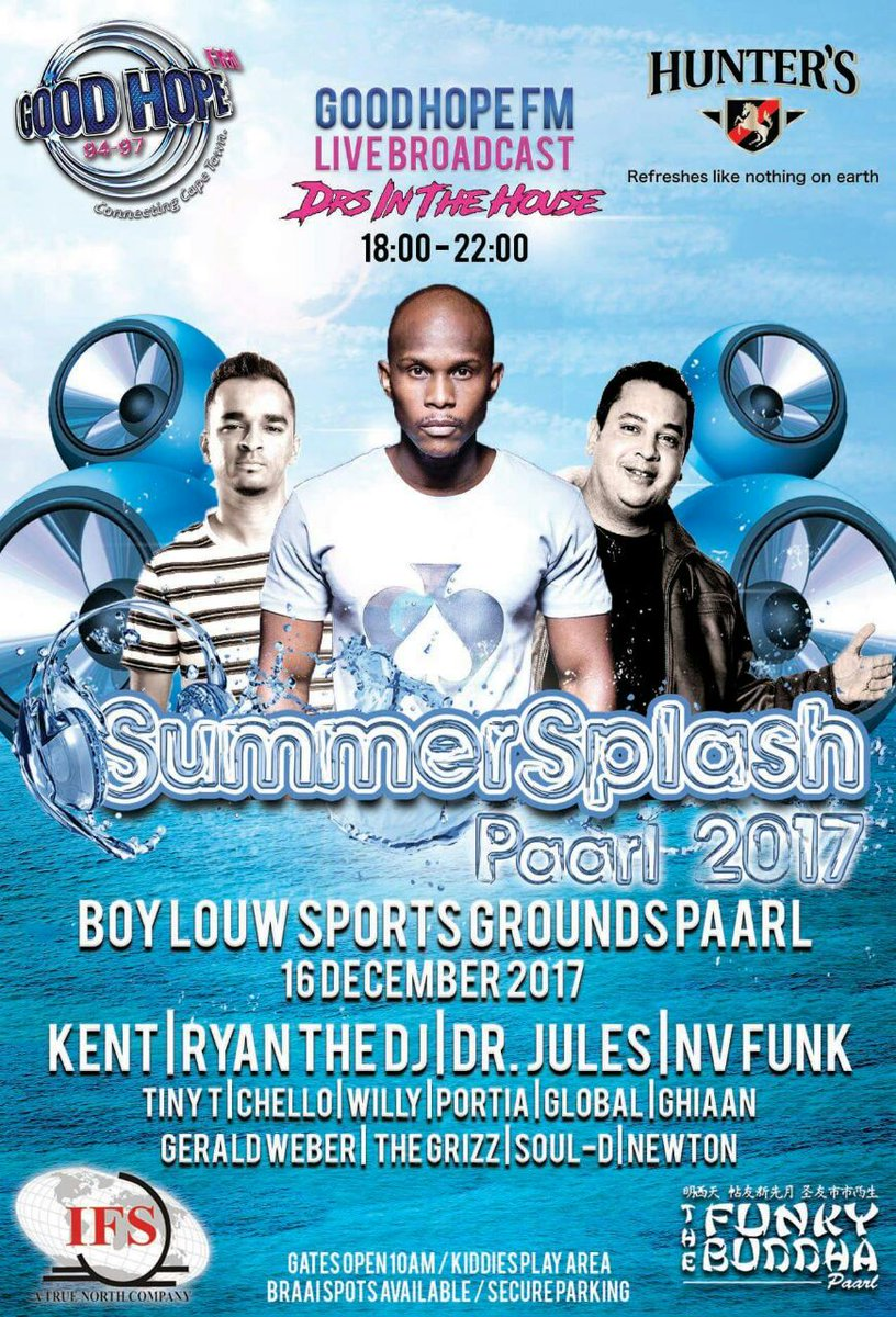 *** LOADING ***  *Summer Splash Paarl*  4 days to go. 4days 00min 00secs  *View our DJ Line*   http://www. summersplashpaarl.co.za/dj-line-up  &nbsp;    *Ticket info*   http://www. summersplashpaarl.co.za/tickets  &nbsp;     #SSP2017 Hello Summer Splash <br>http://pic.twitter.com/N6GoWtxAtB