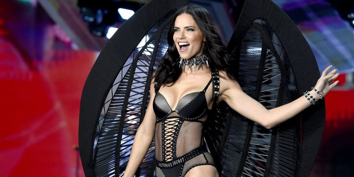 a1c480a8103 Adriana Lima is not leaving Victoria s Secret