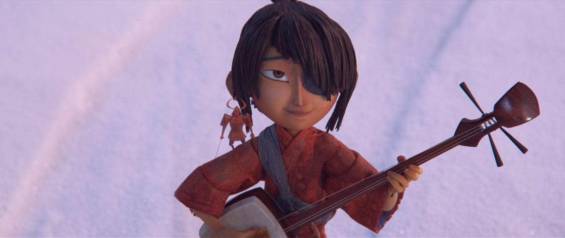 Netflix おすすめ 『クボ/二本の弦の秘密』