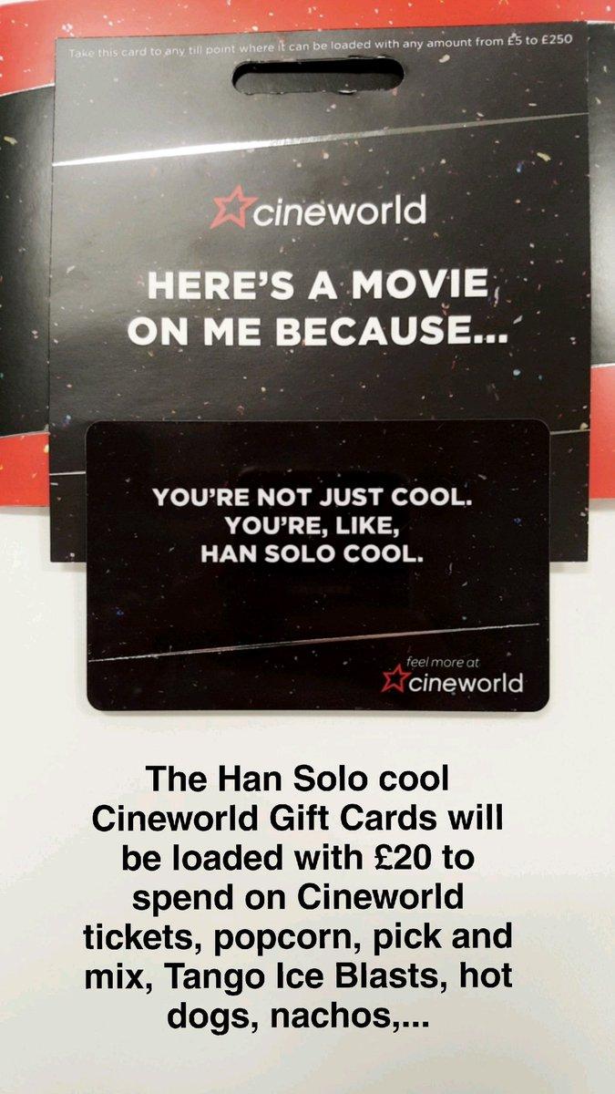 Cineworld Cinemas on Twitter: