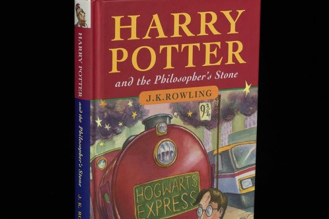 Could your old Harry Potter books make you thousands? - https://t.co/oQmFnYQqYT https://t.co/TPcdfHbgvT