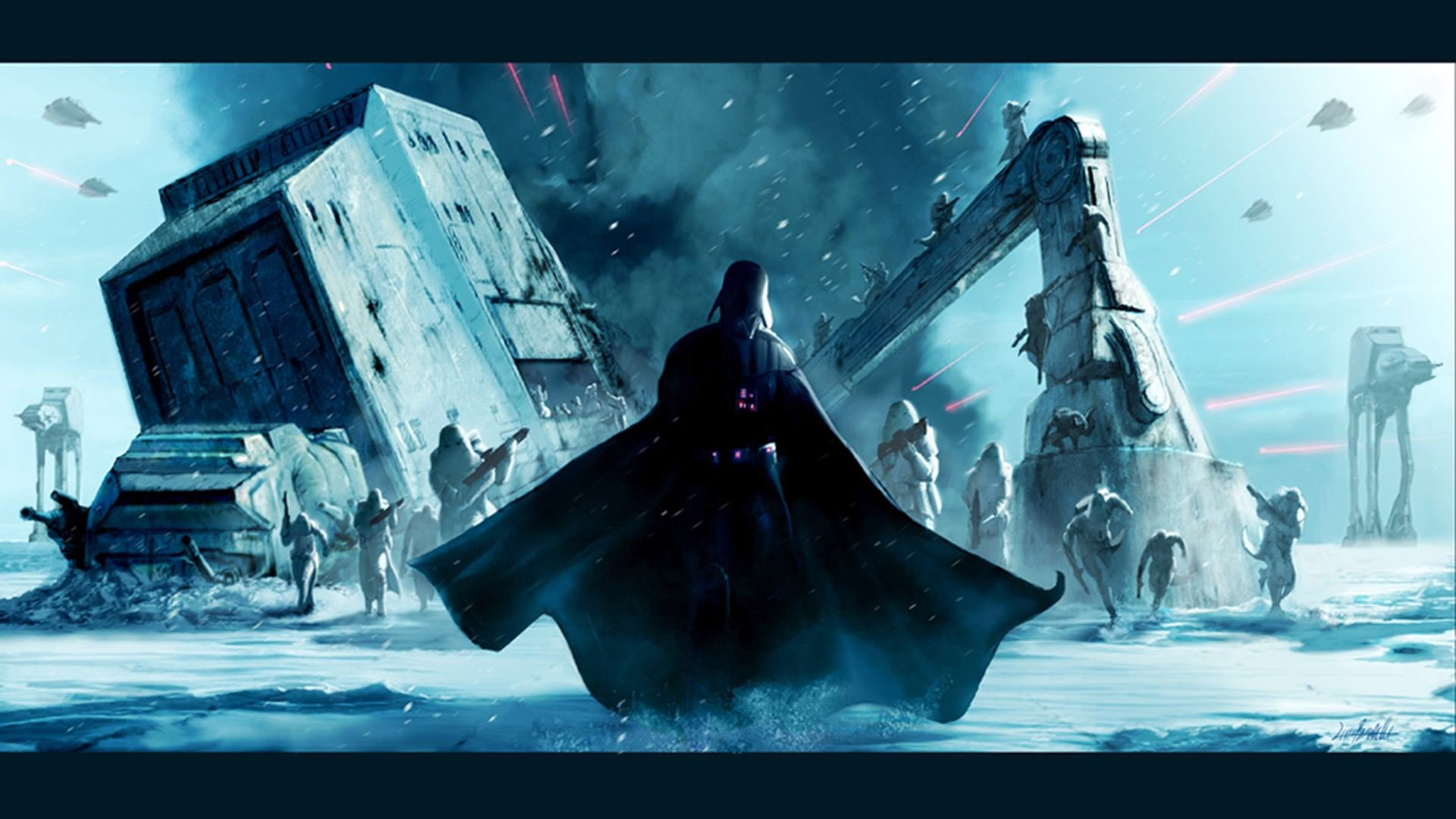 Star Wars Holocron On Twitter Some Awesome Star Wars Wallpapers