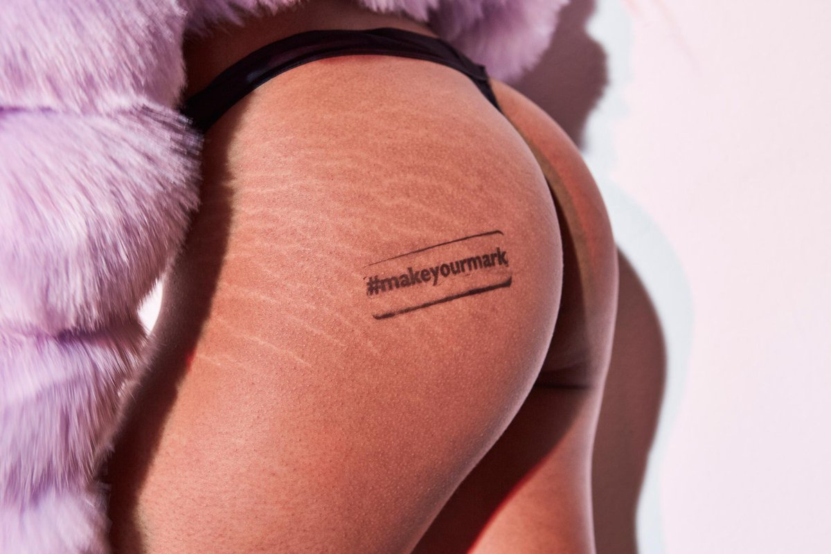 F*ck perfection, it doesn't exist. As part of our new #KEEPONBEINGYOU campaign, we're on a mission to inspire babes the world over to love themselves, for themselves. Discover the #MAKEYOURMARK campaign: https://t.co/DyVuq3xODJ