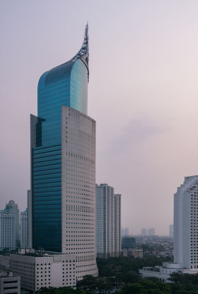 Enjoy Jakarta در توییتر Wisma 46 Sebuah Bangunan Tertinggi Kedua Di Indonesia Setelah Gama Tower Serta Tertinggi Ke 147 Di Dunia Memiliki Tinggi 262 M Terletak Di Komplek Kota Bni Di Jakarta Pusat