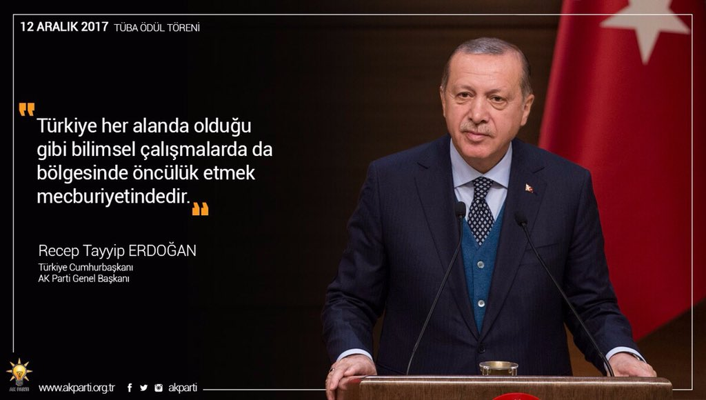 'Türkiye, bilimsel çalışmalarda da bölgesinde öncülük etmek mecburiyetindedir.' https://t.co/qavCWqv4N0 https://t.co/p1rk6qoXDf