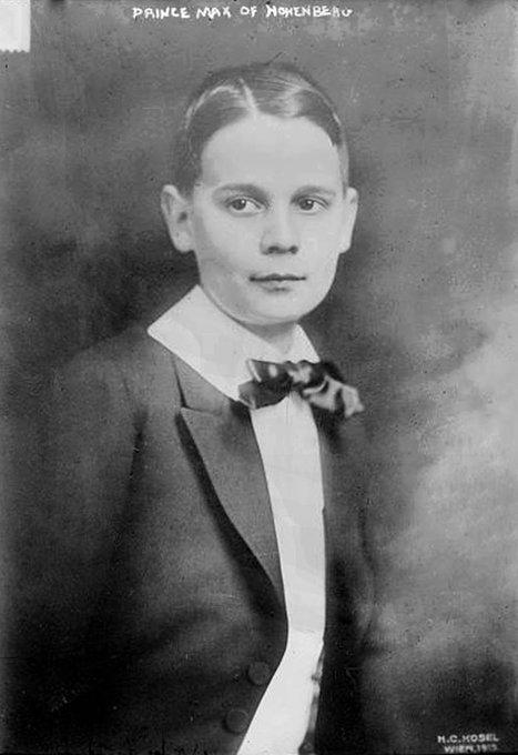 マクシミリアン・ホーエンベルク