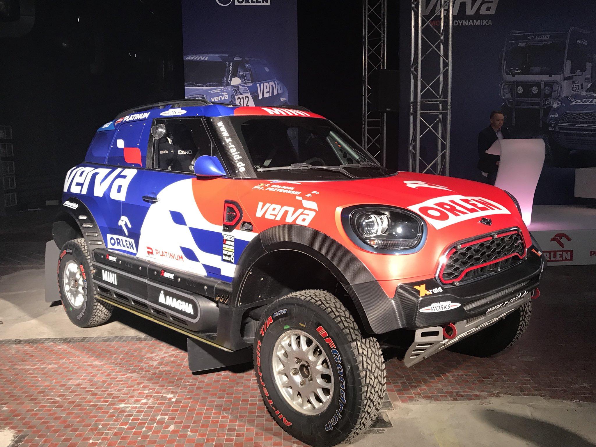 2018 40º Rallye Raid Dakar Perú - Bolivia - Argentina [6-20 Enero] - Página 2 DQ1tHTYWkAUE4MZ