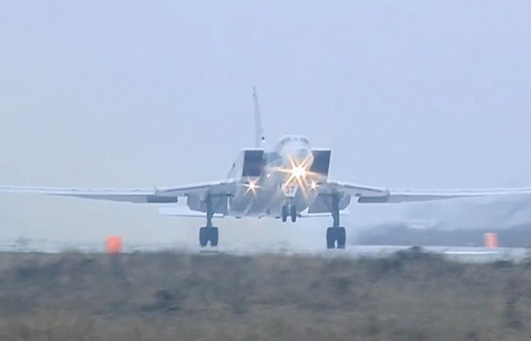 Russia's Tu-22M3 bombers to return to home bases after completing tasks in Syria https://t.co/ku6smCS8ZK © Russian Defense Ministry Press Office/TASS