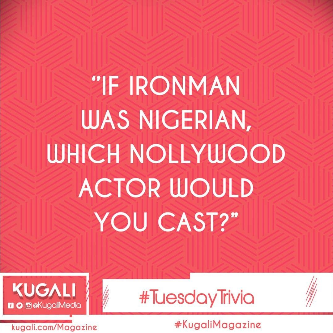 Please reply with an answer and Retweet.  #TuesdayTrivia #TuesdayThoughts  #MondayRush #kugaliMagazine<br>http://pic.twitter.com/Hpuz0qtnwY