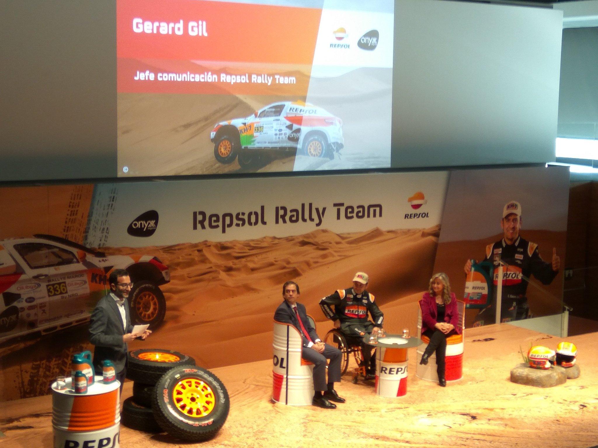 2018 40º Rallye Raid Dakar Perú - Bolivia - Argentina [6-20 Enero] - Página 2 DQ1y8XzXUAAY4zN
