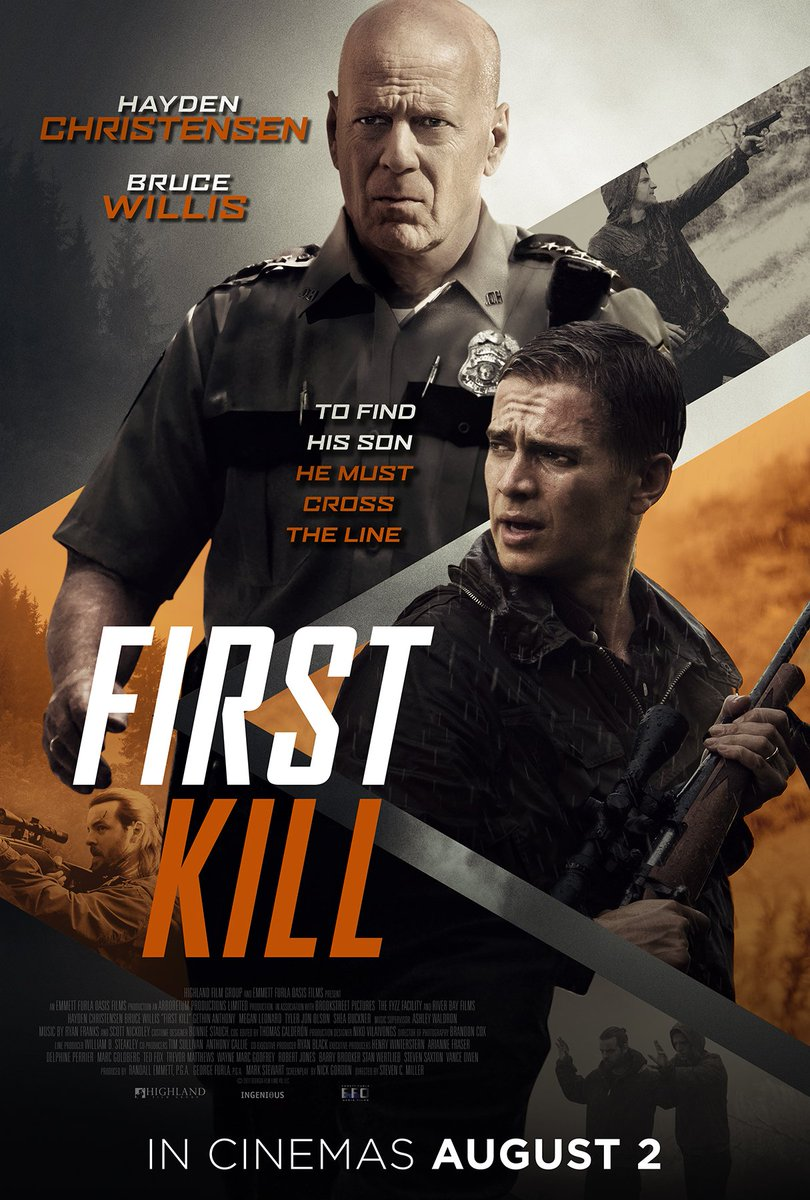 First Kill (2017) Hindi BluRay 480p 720p 1080p Dual Audio [हिंदी DD2.0 + English] ESubs