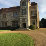 Had such a great day @ChawtonHouse and @JaneAustenHouse museum! More photos to come! #janeausten #janeausten200