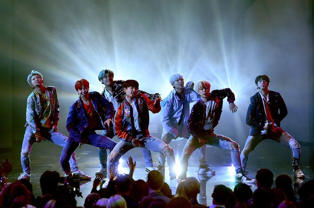 BTS reveals that they're performing on '...