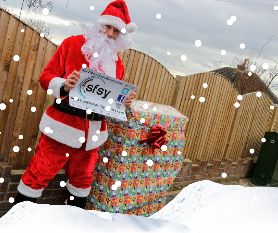 On the 1st day of Christmas #SFSY gave to me... a live cab in #Donny!   Our gift to you #Dunscroft... Check your postcode to see if you are able to go #Superfast   &gt;&gt;  http:// bit.ly/2qMHkIB  &nbsp;    Merry Christmas #Doncaster!  <br>http://pic.twitter.com/rwyqiTQIUp