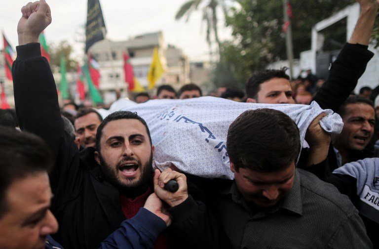 'Mishandled explosives' kill 2 Palestinians in Gaza, says Palestinian group https://t.co/j0C5JY7MGj