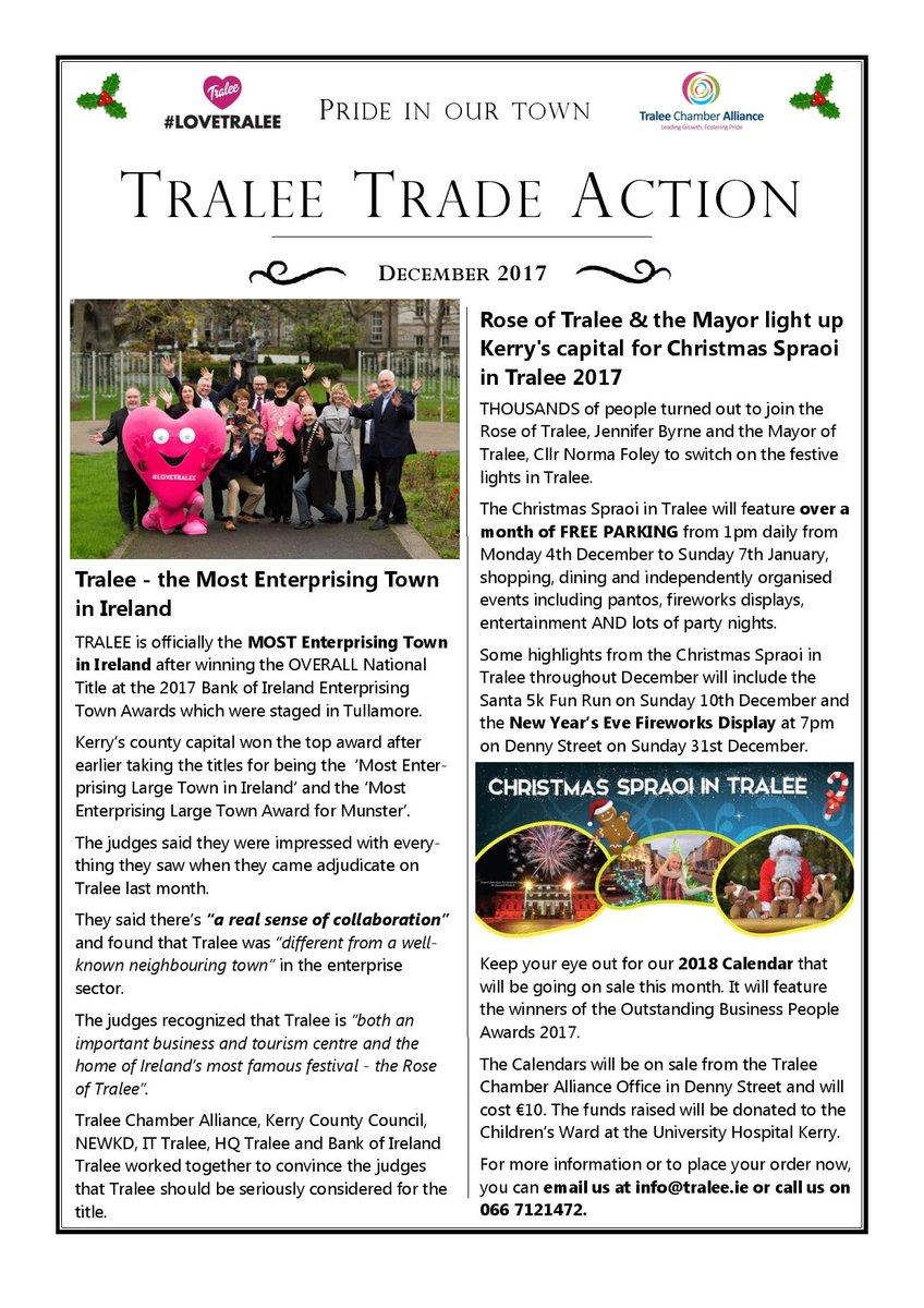 Tralee Chamber Alliance on Twitter: \