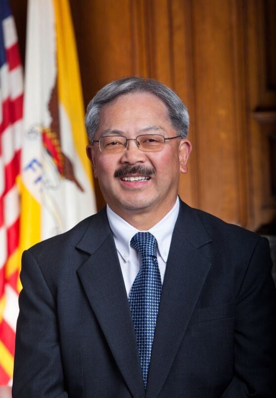 #BREAKING San Francisco Mayor Ed Lee...a well-respected civil rights lawyer who became the first Asian-American to be elected as mayor of SF has died unexpectedly overnight. He was 65. @fox5dc #TuesdayMorning