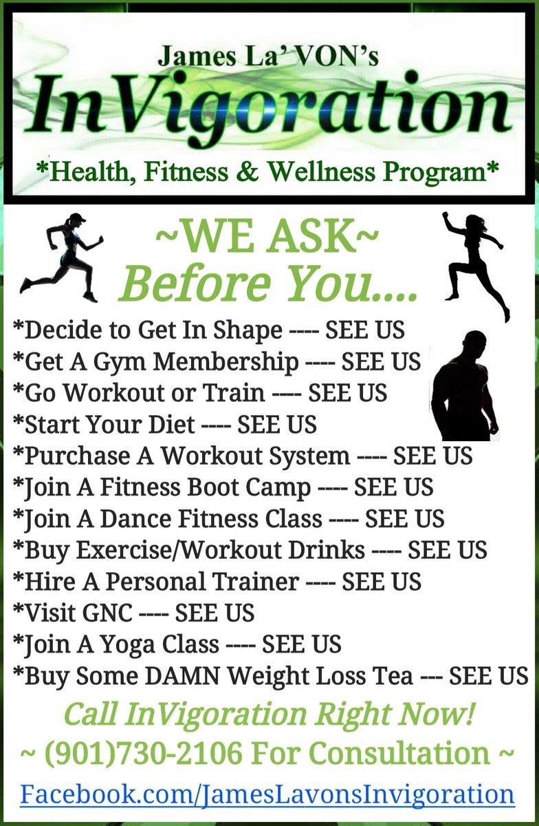 READ IMAGE BELOW!  Then Visit InVigoration @  http://www. Facebook.com/JamesLavonsInv igoration &nbsp; …  #Health #Fitness #Nutrition #Weightloss #Diet #Workout #HeartHealth #FitnessCoach #Wellness #GetInShape #TheInVigorationSystem #LifeForce<br>http://pic.twitter.com/psYq2dsqcp