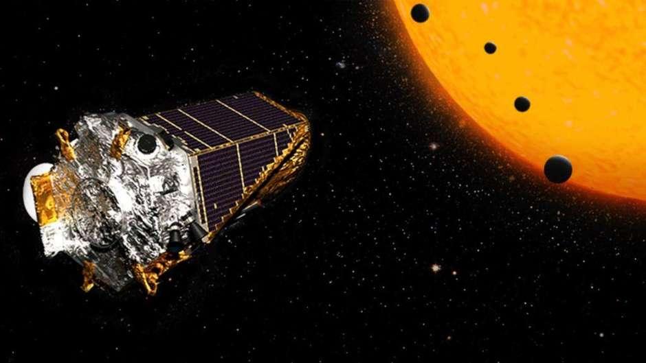 Nasa vai anunciar nova descoberta do telescópio Kepler em transmissão ao vivo https://t.co/3VWeiLEZzb